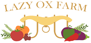 Lazy Ox Farm Logo